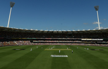Gabba - Brisbane Cricket Ground