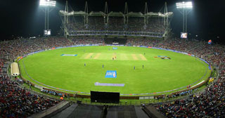 Caharashtra Cricket Association (MCA) Stadium, Pune