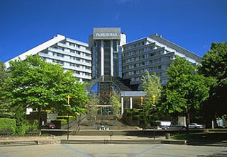Crowne Plaza Christchurch, New Zealand