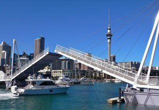 Auckland Viaduct, New Zealand