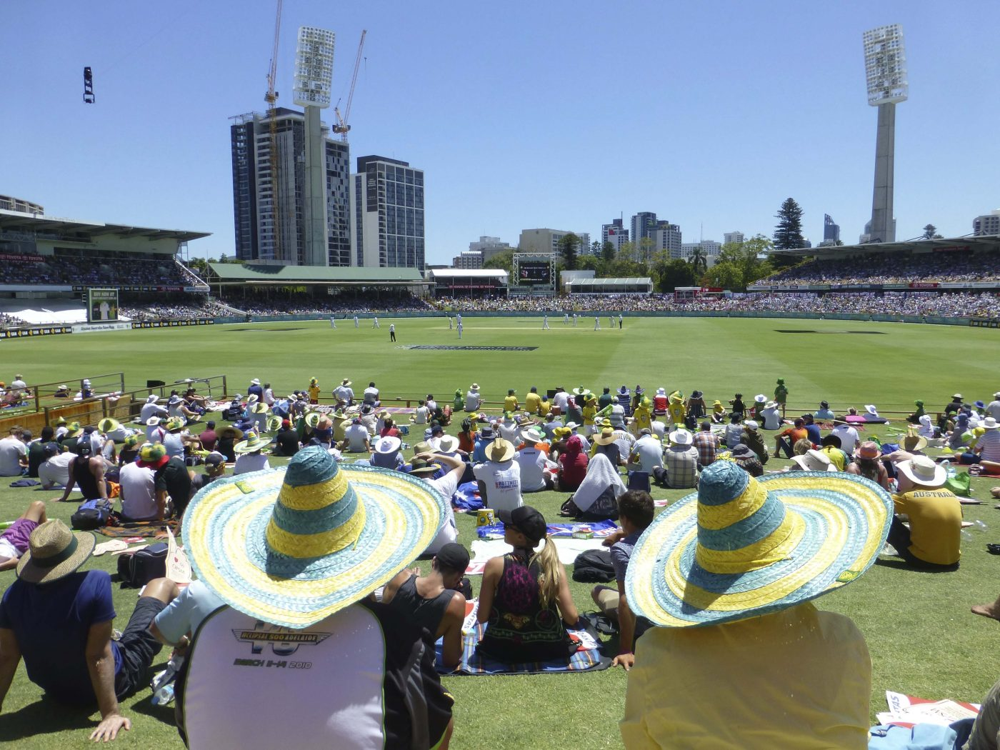 The WACA, Perth