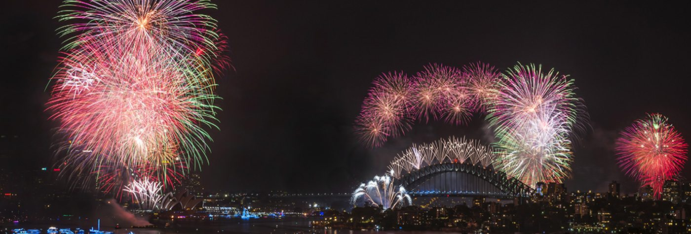 New Years Eve - Sydney 2016