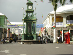 The Circus, St Kitts