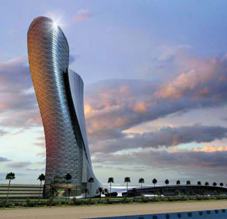 Capital Gate Convention Centre