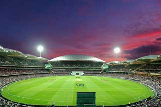 Adelaide Oval by night, Adelaide