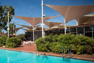 Sails in the Desert Hotel, Ayers Rock Resort