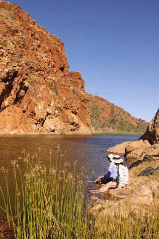 West MacDonnell Ranges, Alice Springs, Australia
