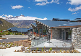 Sir Edmund Hillary Alpine Centre