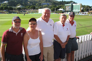 Cricket Tour Clients in New Zealand