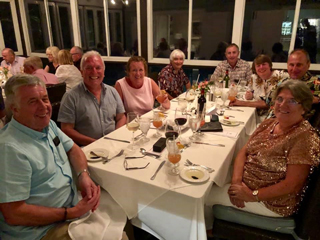 Farewell Dinner, West Indies 2019