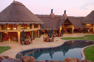 Ivory Tree Lodge, Pilanesberg National Park, South Africa