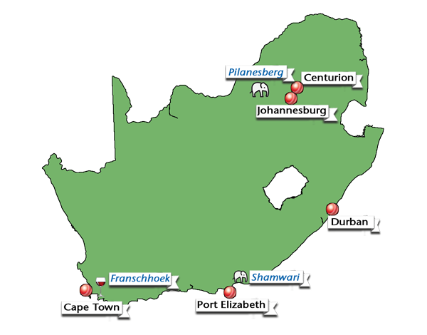 England in South Africa 2019 - 2020 • CricTours