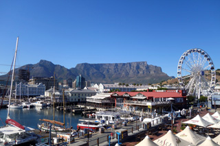 V &amp A Waterfront
