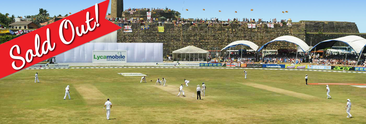 1st Test Galle Sri Lanka
