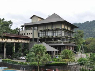 Earls Regency Hotel, Kandy