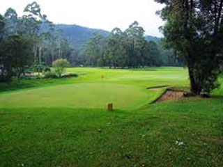 Nuwara Eliya Golf Course