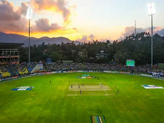 Pallekele Cricket Ground