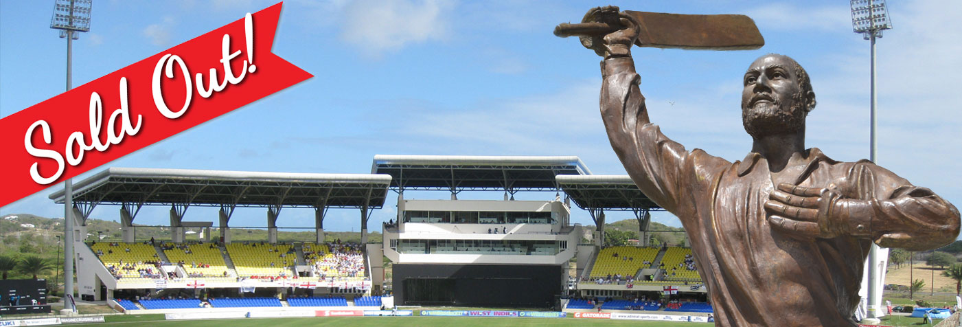 2nd Test Antigua West Indies