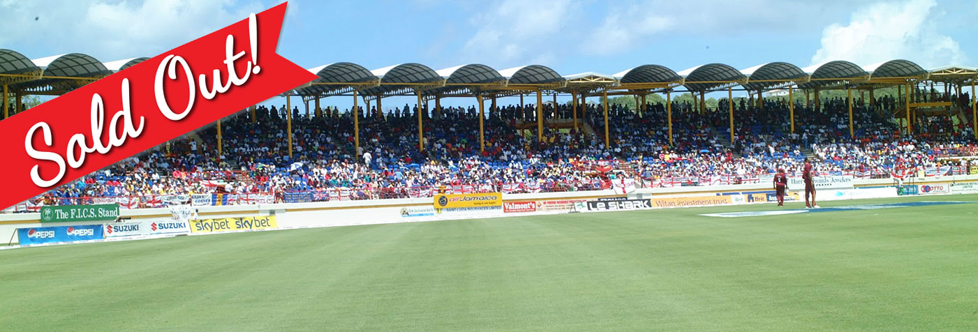 3rd Test St Lucia West Indies