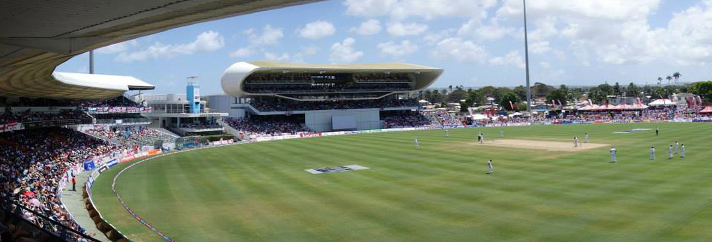 1st Test Barbados West Indies