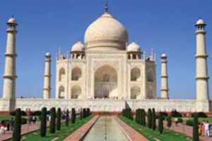 Cricket Tours to India including Taj Mahal