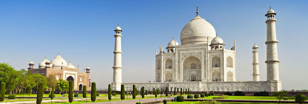 India Cricket Tours - Taj Mahal