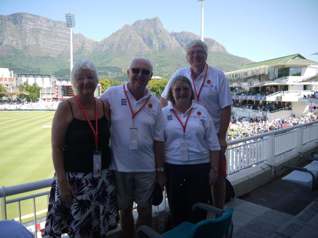Newlands Cricket Ground, Cape Town
