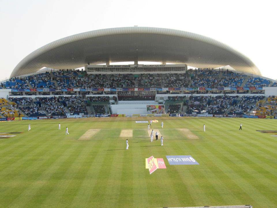 Sheikh Zayed Cricket Stadium, Abu Dhabi