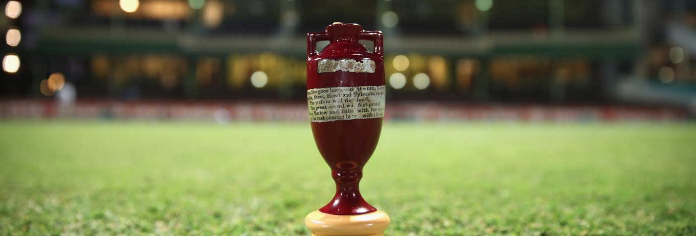 Ashes trophy urn