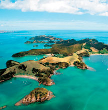 Pre New Zealand Test tour - Bay of Islands