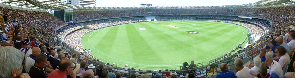 The Gabba - Bribane Cricket Ground