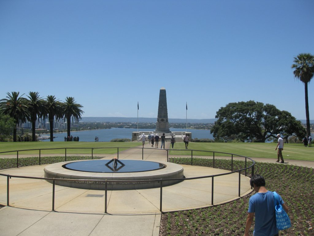 Cenotaph of the Kings Park War Memorial