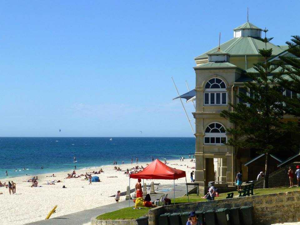 a beach in Perth