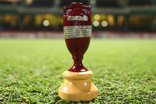 Ashes in Australia 2021