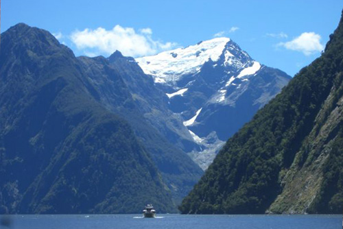 photo of New Zealand