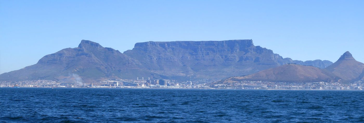 Table Mountain, Capetown, South Africa