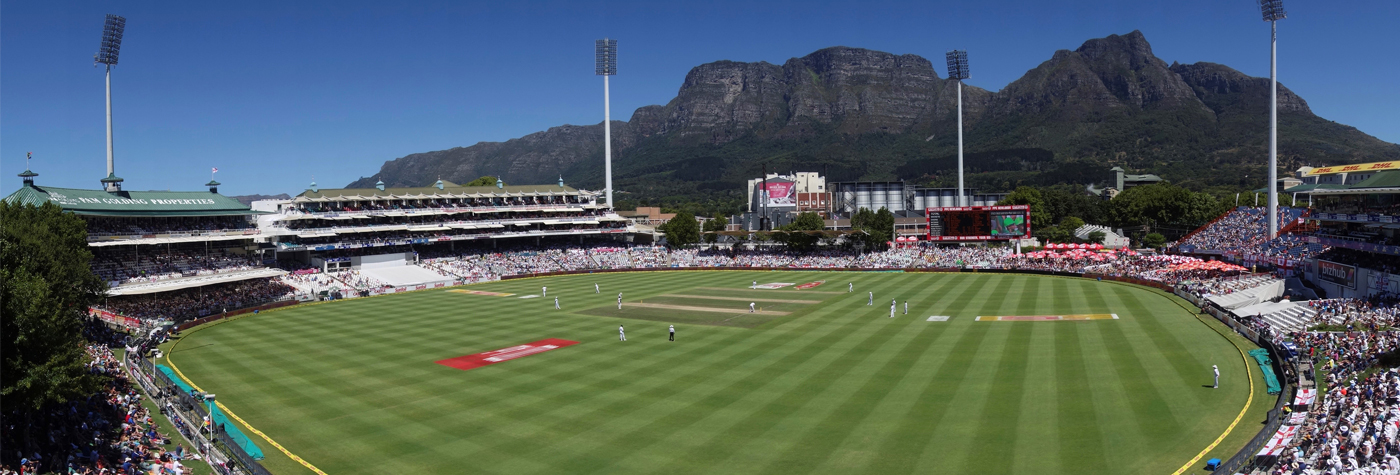 Newlands Cricket Ground, Cape Town, South Africa