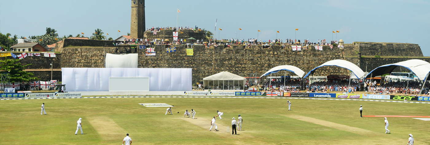 Galle Stadium, Sri Lanka